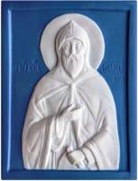 Ikona Svjatoj blagovernyj knjaz' Aleksandr Nevskij