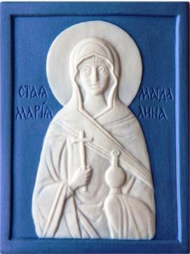 Ikona Svjataja ravnoapostol'naja mironosica Marija Magdalina