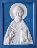 Ikona Svjatoj Spiridon Trimifuntskij